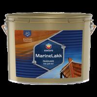 Уретан-алкидный лак для яхт Eskaro Marine Lakk 40 (Эскаро Марин Лак) 0,95 л полуматовый купить в Будуйка