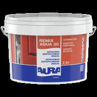 Акриловая декоративная эмаль Aura Luxpro Remix Aqua 30 0,75 л купить в Будуйка