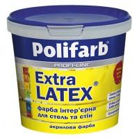 Краска ExtraLatex Polifarb  1.4 кг купить в Будуйка
