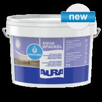 Влагостойкая акриловая шпатлевка для внутренних и наружных работ Aura Luxpro Aqua Spackel 1,2 кг купить в Будуйка