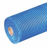 Сетка для армирования фасадов, ячейка 5х5мм., 145 гр/м.кв., Works, синяя купить в Будуйка
