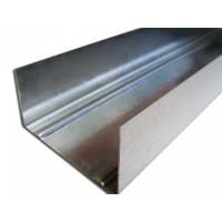 Профиль стальной UW-50 / 3 м (U) купить в Будуйка