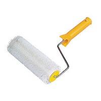 Валик иголчатый с ручкой Kaem 0135-138025 250 мм купить в Будуйка
