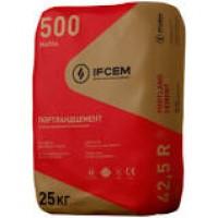 Цемент ПЦ-А-В- 500 заводской Ивано-Франковск (25 кг)