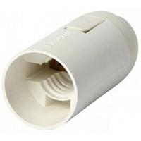 Патрон пластиковый E.Next E14 белый купить в Будуйка