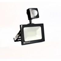 LED прожектор с датчиком движения 10W IP65 купить в Будуйка