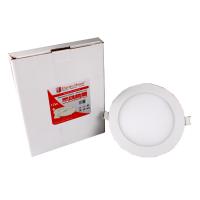 LED панель круглая 12W Ø 170мм купить в Будуйка