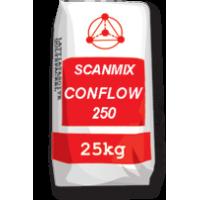 Самовыравнивающаяся смесь для пола SCANMIX CONFLOW 250 (Сканмикс Конфлоу 250) 25 кг купить в Будуйка