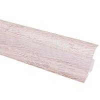 Плинтус 505 2500х60х20 мм дуб арктический купить в Будуйка