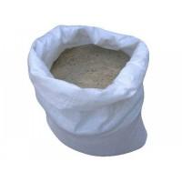 Песок строительный фасованный в мешках