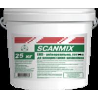 Шпаклевка универсальная акриловая Scanmix LHD 60 (Сканмикс) 15 кг купить в Будуйка