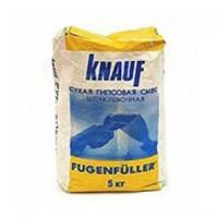 Стартовая шпаклевка Knauf Fugenfuller (Кнауф Фугенфюллер) 5 кг купить в Будуйка