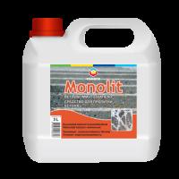 Средство для пропитки бетона Eskaro Monolit  (Эскаро Монолит) 3 л купить в Будуйка