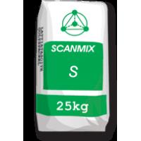 Шпаклевка фасадная финишная 522 SCANMIX S GREY  (Сканмикс С Грей)  20 кг купить в Будуйка