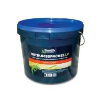 Шпаклевка влагостойкая Bostik Vatrumspackel LV (Бостик Ватрумшпакель) акриловая 10 л купить в Будуйка