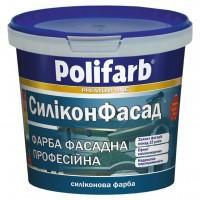 Краска Силикон-фасад Polifarb, 14,0 кг купить в Будуйка