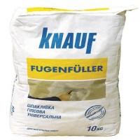 Стартовая шпаклевка Knauf Fugenfuller (Кнауф Фугенфюллер) 10 кг купить в Будуйка