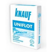 Шпаклевка для швов гипсокартона Knauf Uniflot (Кнауф Юнифлот) 25 кг купить в Будуйка