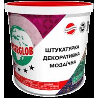 Штукатурка Anserglob декоративная мозаичная акриловая цоколь 204 25 кг купить в Будуйка