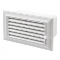 Вентиляционная решетка Vents 137х88 мм купить в Будуйка