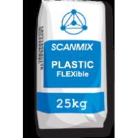 Клей для плитки 117 SCANMIX PLASTIC FLEXIBLE (Сканмикс Пластик Флексибл) 25 кг купить в Будуйка
