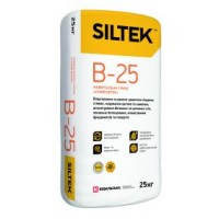 Универсальная смесь Сухой бетон Siltek В 25 (Силтек В 25) 25 кг купить в Будуйка