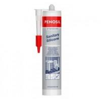 Герметик PENOSIL (Пеносил) Standard санитарный силиконовый белый 280 мл купить в Будуйка