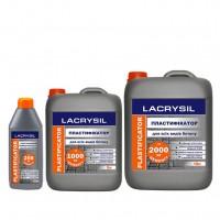 Пластификатор для бетона LACRYSIL  1.0 л купить в Будуйка