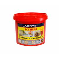 Клей для мозаики и плитки LACRYSIL  1.0 кг купить в Будуйка