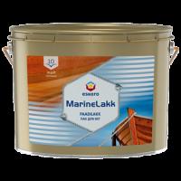 Уретан-алкидный лак для яхт Eskaro Marine Lakk 10 (Эскаро Марин Лак) 0,95 л матовый купить в Будуйка