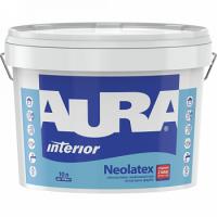 Износостойкая глубокоматовая интерьерная краска Aura Neolatex (Аура Неолатекс)     1 л купить в Будуйка