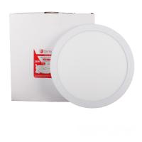 LED панель круглая 24вт 4100К Ø300мм 2160Lm купить в Будуйка