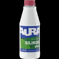 Влагоотталкивающая добавка Aura Silikon Plus 0,3 л купить в Будуйка