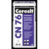 Смесь для пола самовыравнивающаяся высокопрочная Ceresit CN 76 (Церезит 76) 25 кг купить в Будуйка