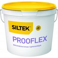 Гидроизоляция высокоэластичная однокомпонентная Siltek Prooflex (Силтек Пруфлекс)  7.5 кг купить в Будуйка