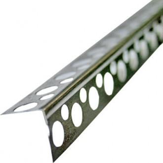 Купить Уголок алюминиевый 3 м в интернет магазине Будуйка