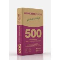 Цемент ХайдельбергЦемент ПЦ-I-500-Н 25 кг купить в Будуйка