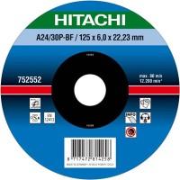 Круг зачистной Hitachi D230x6.0x22.2 мм металл купить в Будуйка