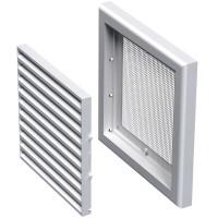 Вентиляционная решетка Vents МВ 154х110 мм купить в Будуйка