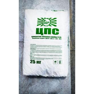 Купить Цементно-песчаная смесь 25 кг в интернет магазине Будуйка