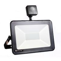 LED прожектор с датчиком движения 30W IP65 купить в Будуйка