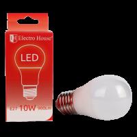 LED лампа E27 10W купить в Будуйка