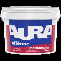 Глубокоматовая моющаяся акриловая краска для стен Aura Mattlatex (Аура Матлатекс)     1 л купить в Будуйка