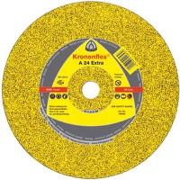 Круг зачистной Klingspor Extra A24 125x6x22.23 мм металл купить в Будуйка