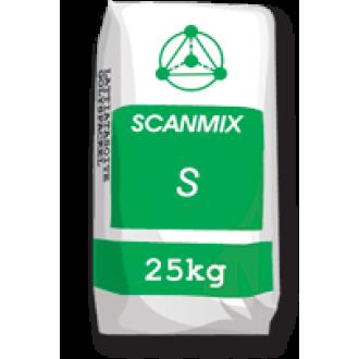 Купить Шпаклевка фасадная финишная 522 SCANMIX S GREY  (Сканмикс С Грей)  20 кг в интернет магазине Будуйка