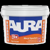 Акриловая финишная шпатлевка для стен и потолков Aura Fix Akryl Spackel 1,5 кг купить в Будуйка