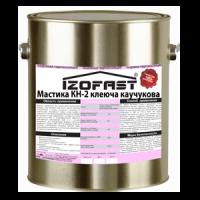 Мастика Izofast (Изофаст) KH-2 клеющая каучуковая 3 кг купить в Будуйка