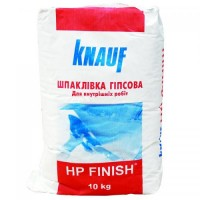 Шпаклевка финишная Knauf HP Finish (Кнауф НР Финиш) 10 кг
