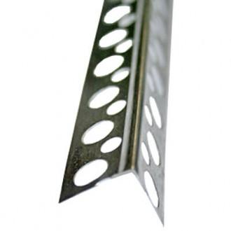 Купить Уголок алюминиевый 2.5 м в интернет магазине Будуйка