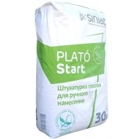 Стартовая штукатурка гипсовая Plato Start  30 кг